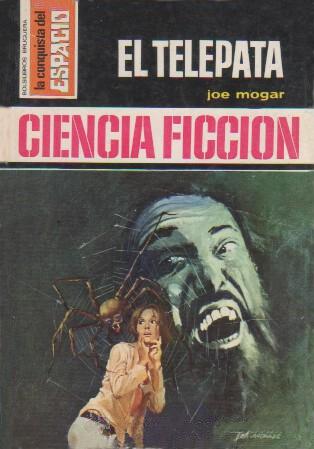 Joe Mogar - El Telepata