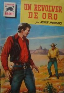 novelas oeste revolver de oro