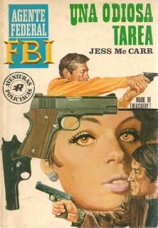 Agente federal 255 jess mc carr